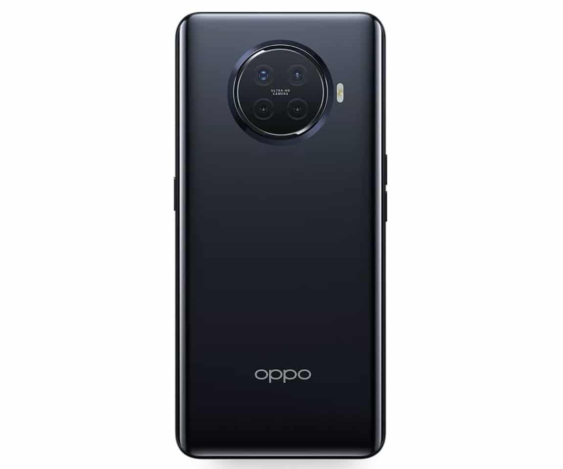 Oppo Ace 2 con Snapdragon 865 y cámara cuádruple trasera de 48 MP