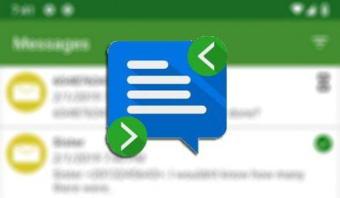Reenviar notificaciones de un móvil a otro