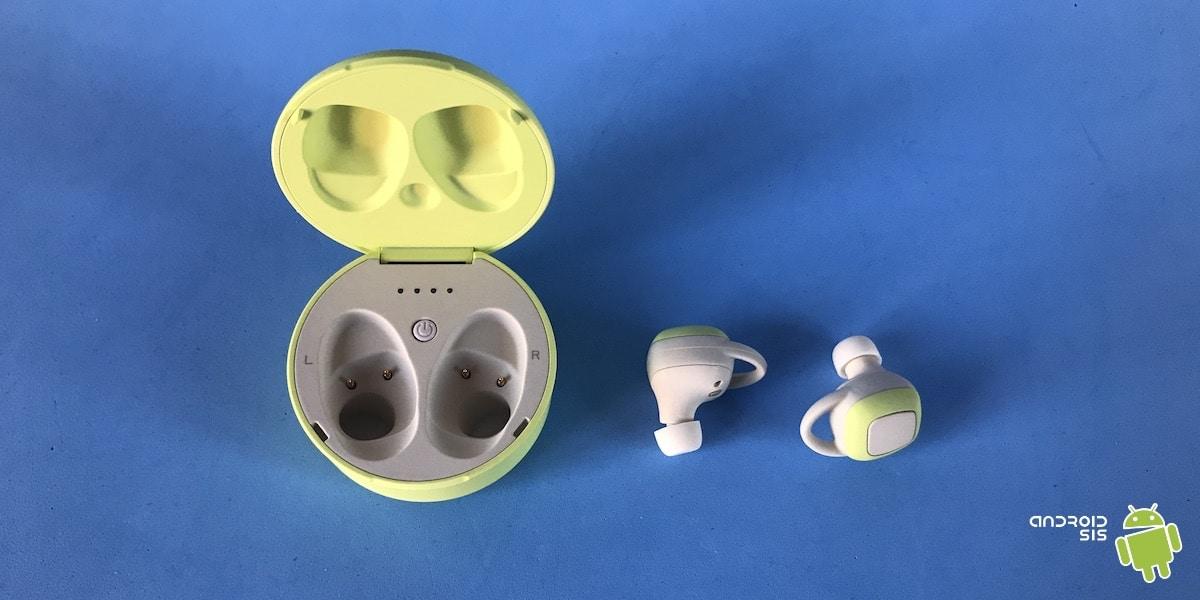 Energy Sistem sport 6 funda y auriculares