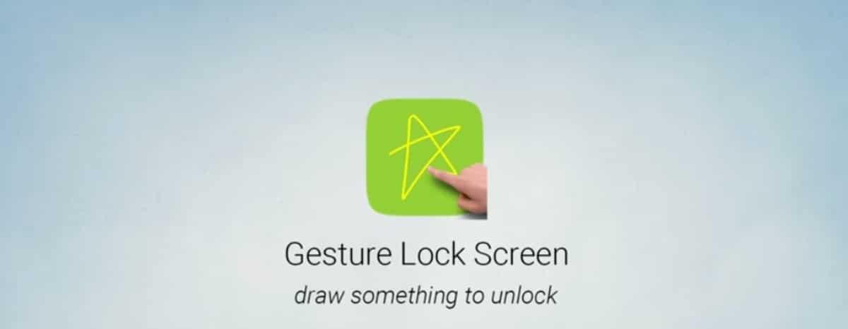GEsture lock