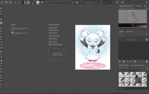 Krita Android