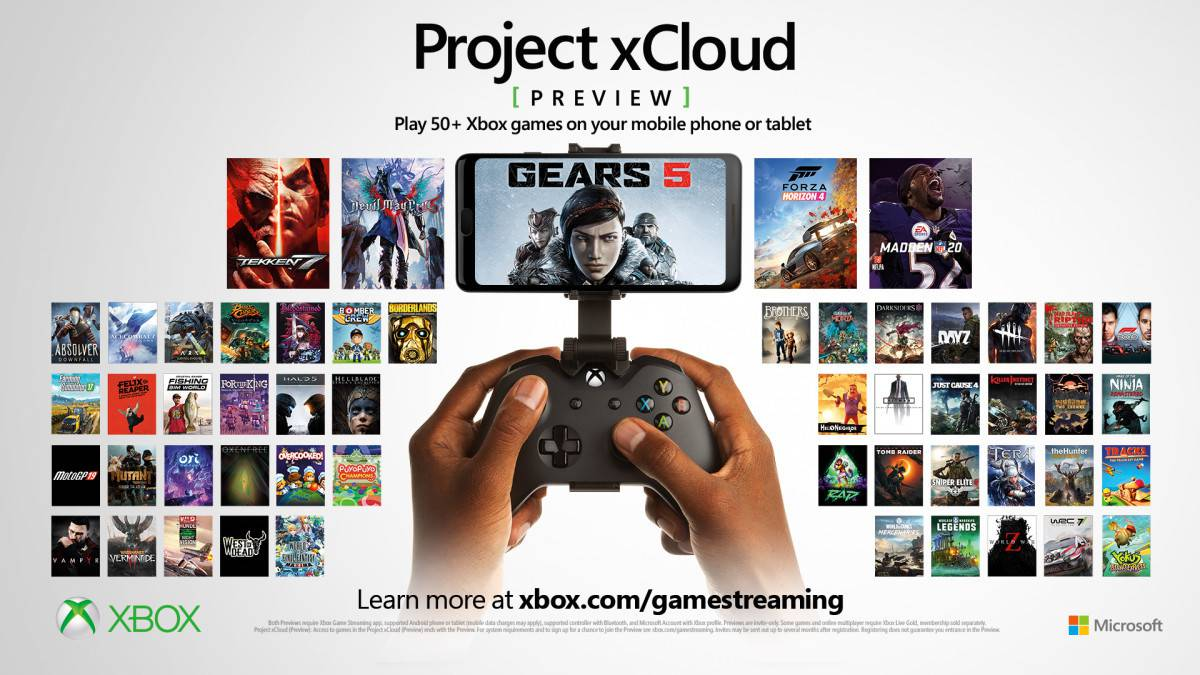 Project xCloud Android
