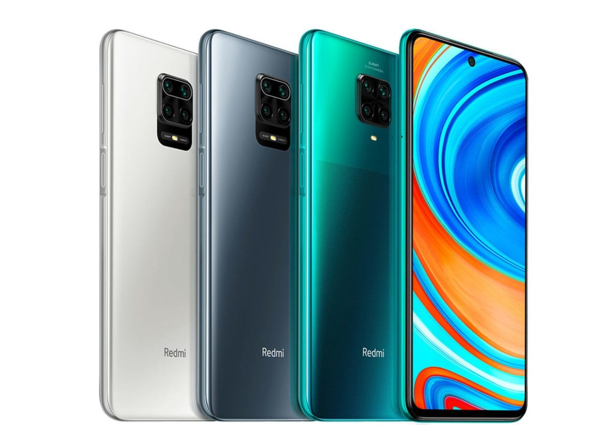 RedmiNote9Pro frontal