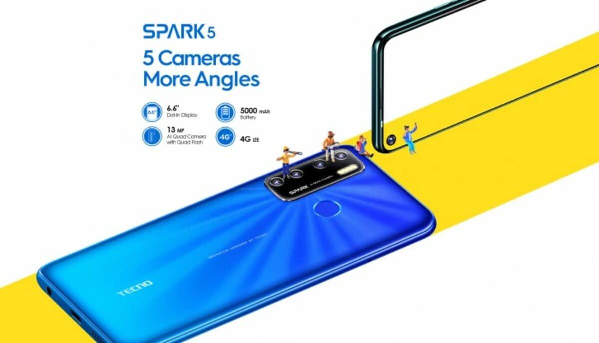Tecno Spark5