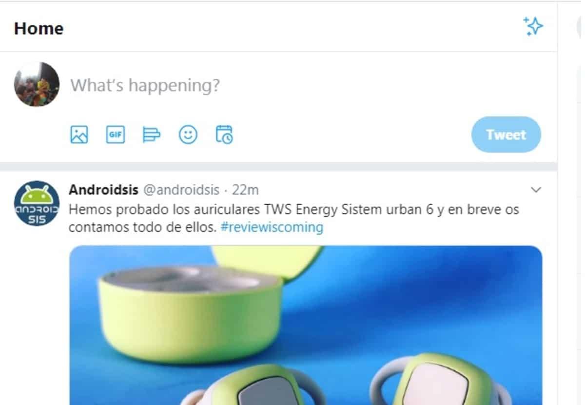 Cómo programar tweets con la aplicación web de Twitter en Android