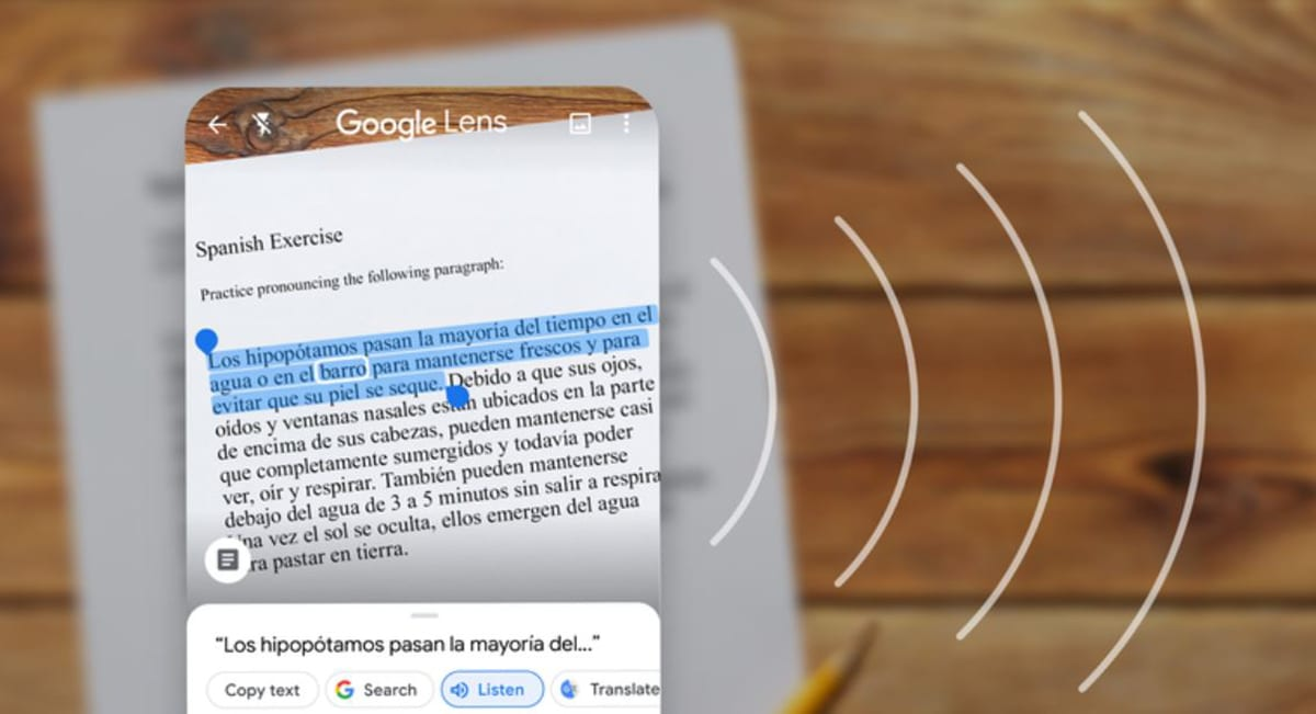 Google Lens novedades