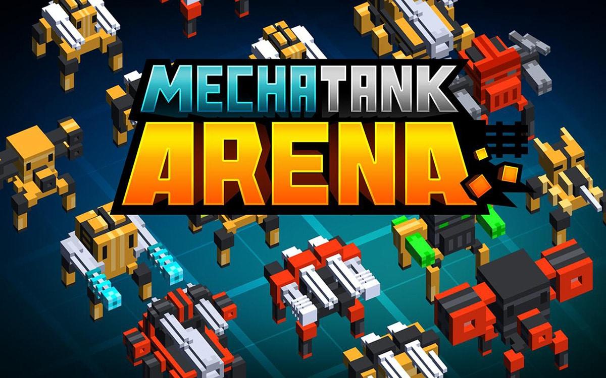Mecha Tank Arena