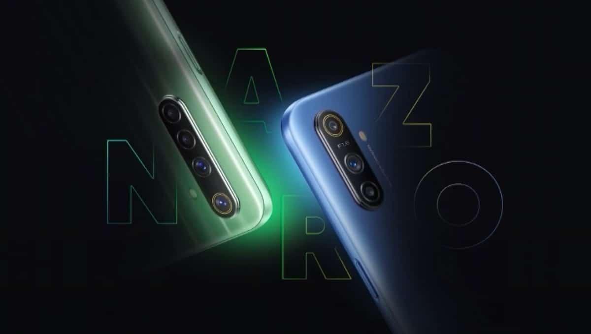 Serie Narzo 10(diez) de Realme