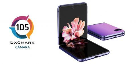 Review de cámara del Galaxy Z Flip, por DxOMark