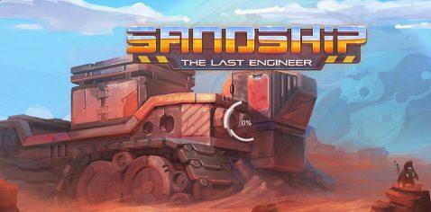 Sandship