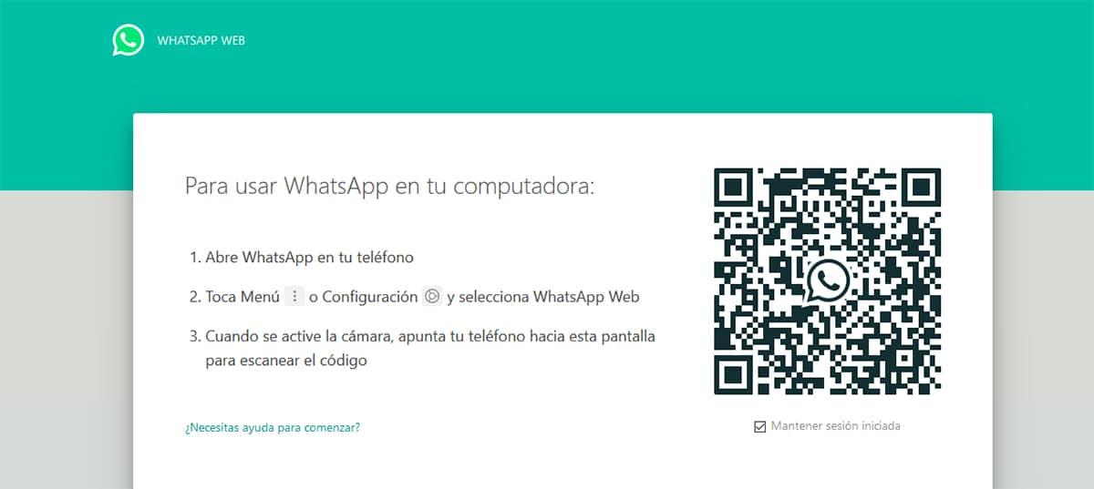 Código QR WhatsApp