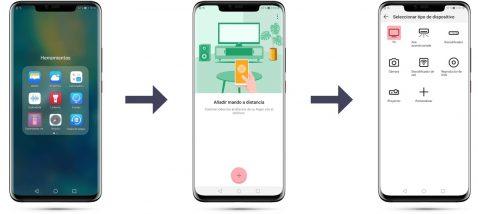 Huawei mando
