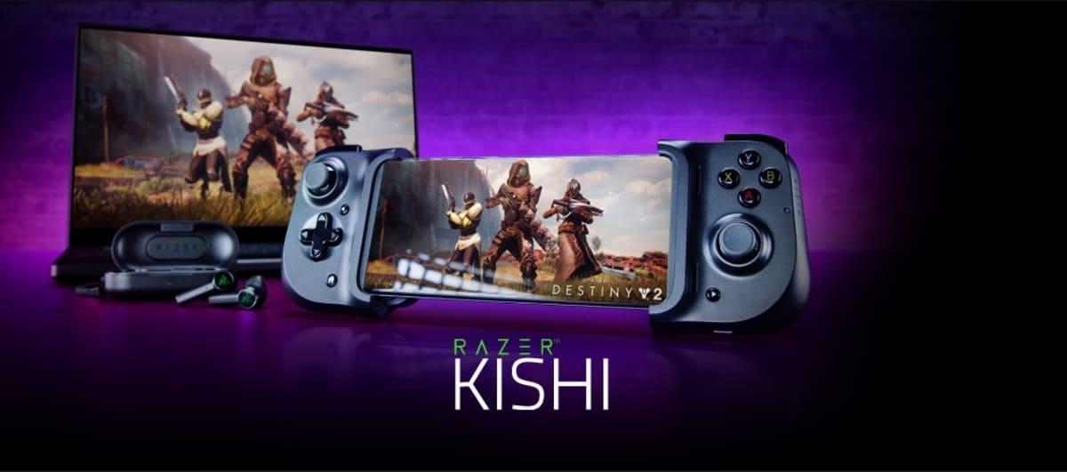 Razer Kishi Games