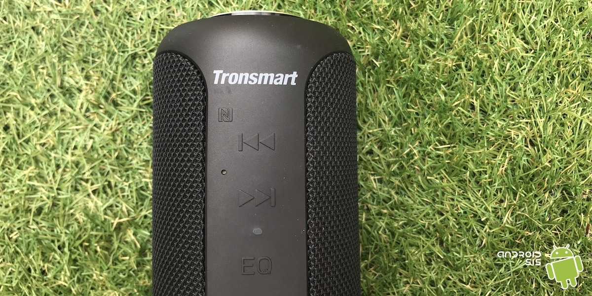 Tronsmart T6 Plus botones