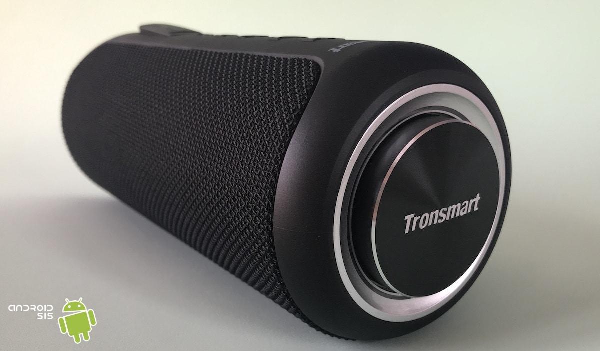 Tronsmart T6 Plus primer plano