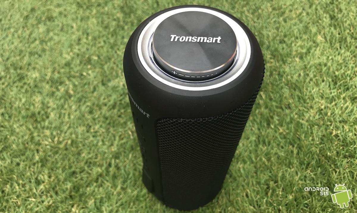 Tronsmart T6 Plus rueda