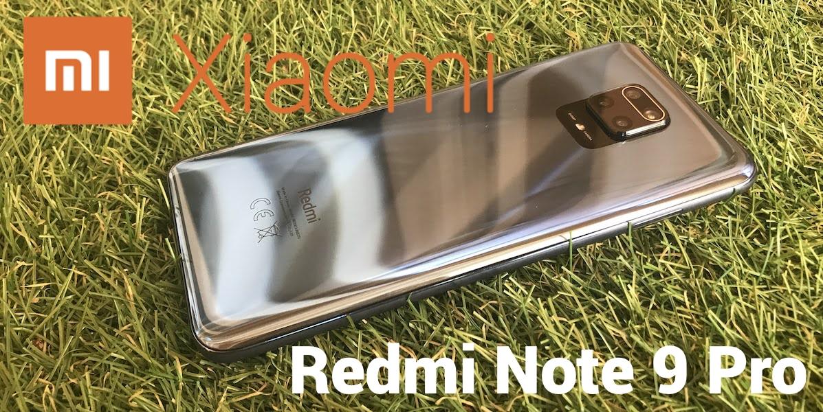 Xiaomi Redmi Note 9 Pro portada