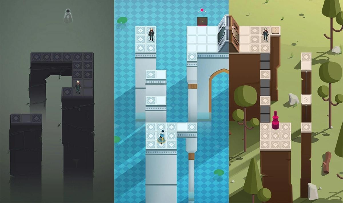 Udforsk de to parallelle verdener og gåder fra Alter: Between Two Worlds 1