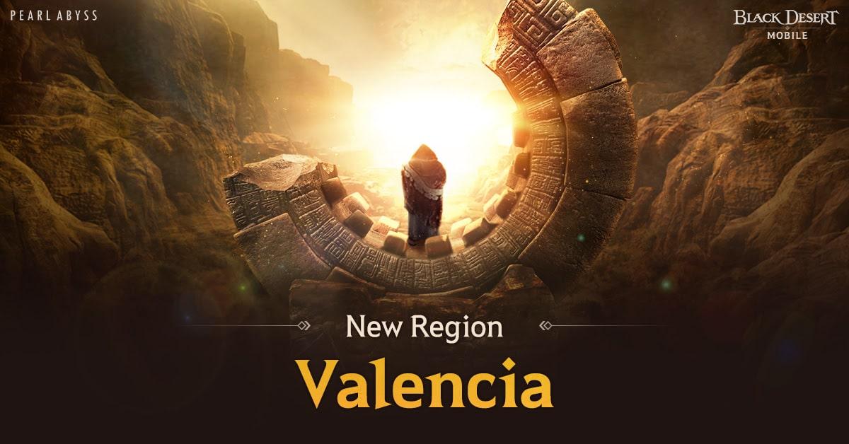 Black Desert Valencia Mobile