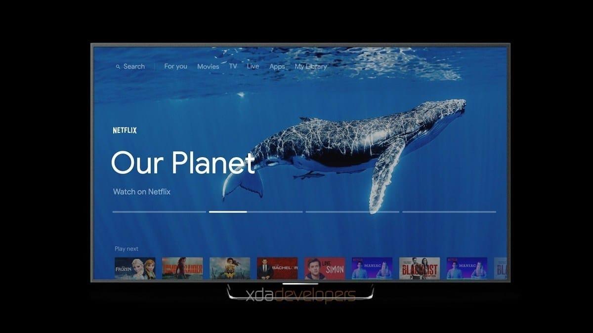 chromecast con Android TV