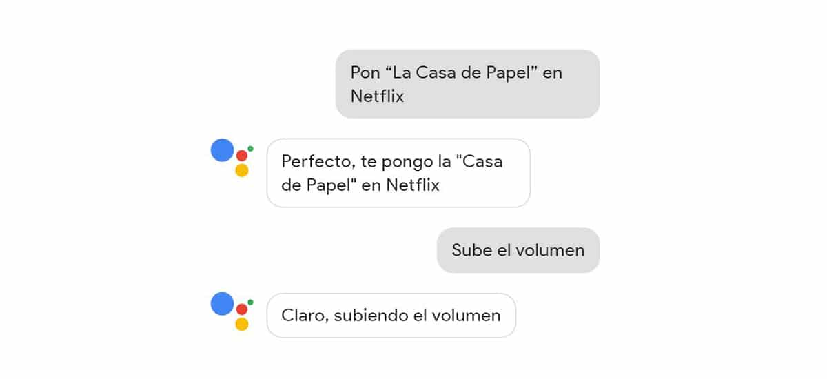 Google Assistant con Android TV