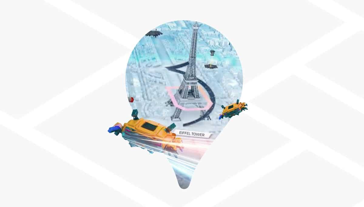 Google Maps plataforma