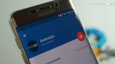 Telegram Grupo Androidsis