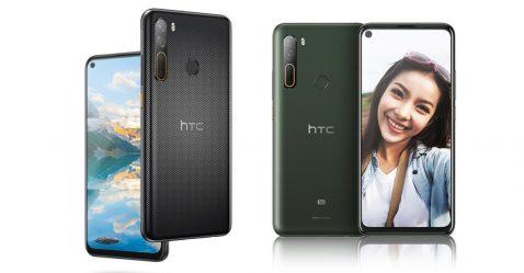 HTC Desire 20 Pro y U20 5G
