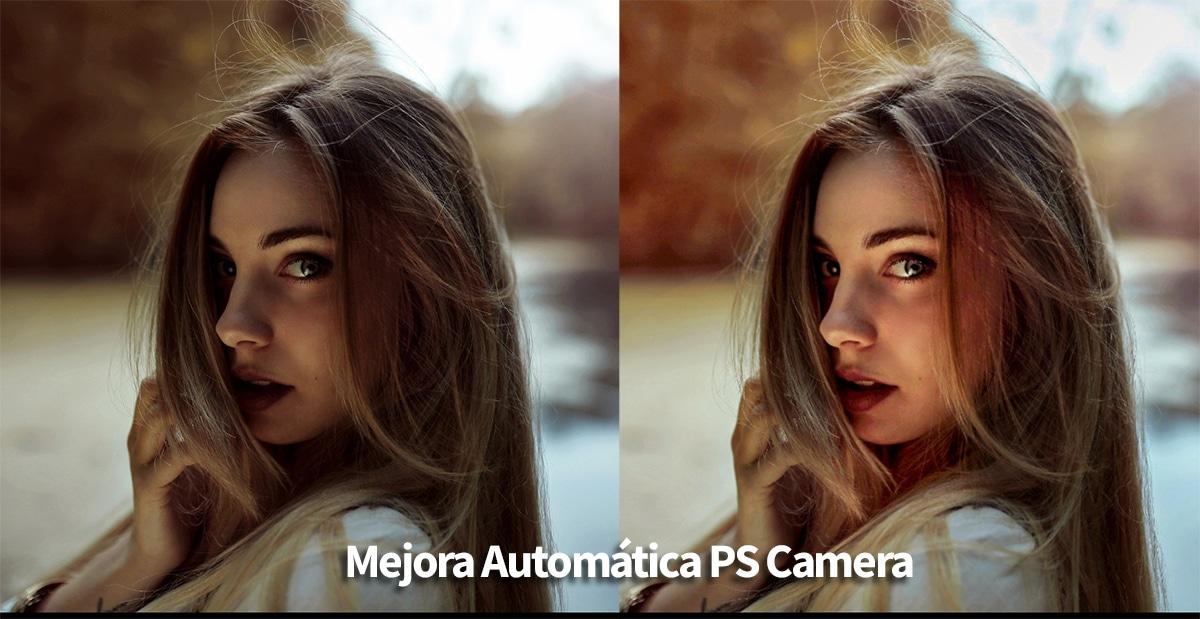 Mejora automática de Adobe Photoshop