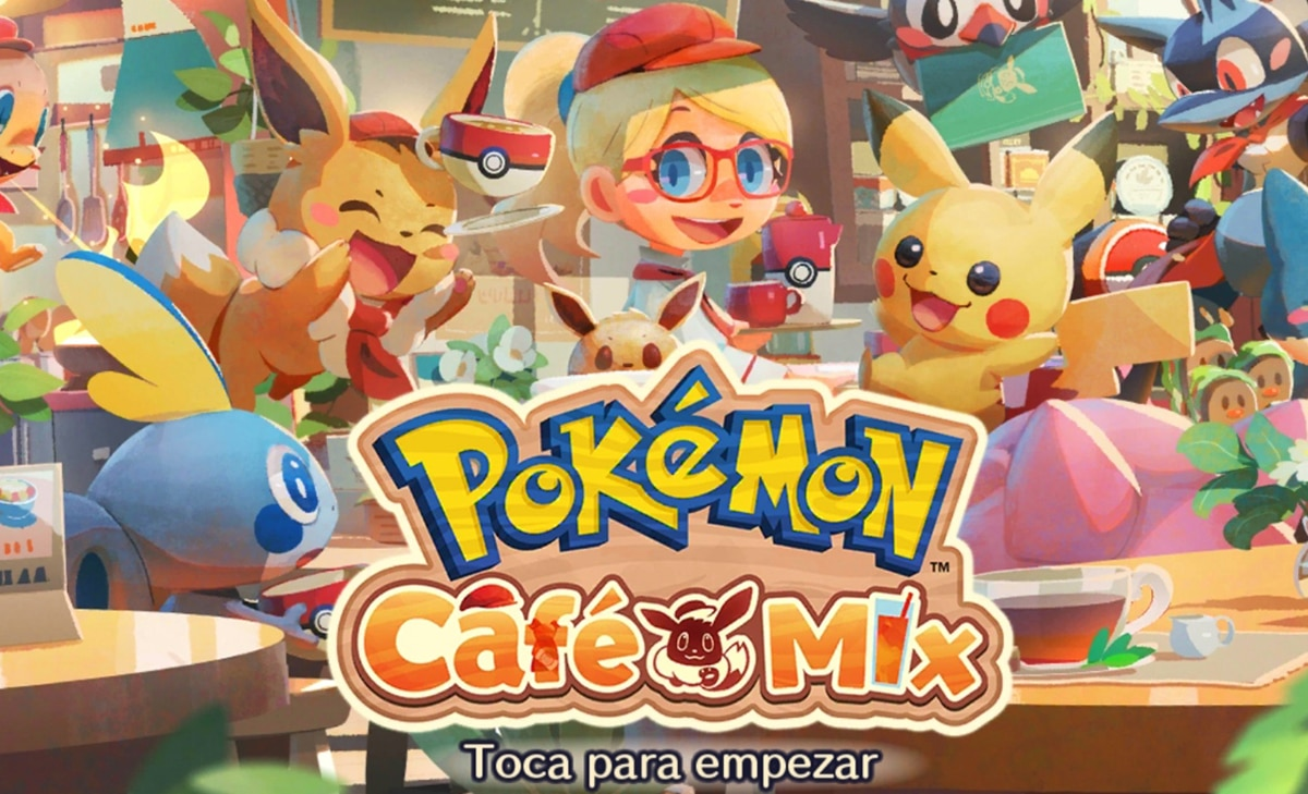 Pokémon Cafe Mix