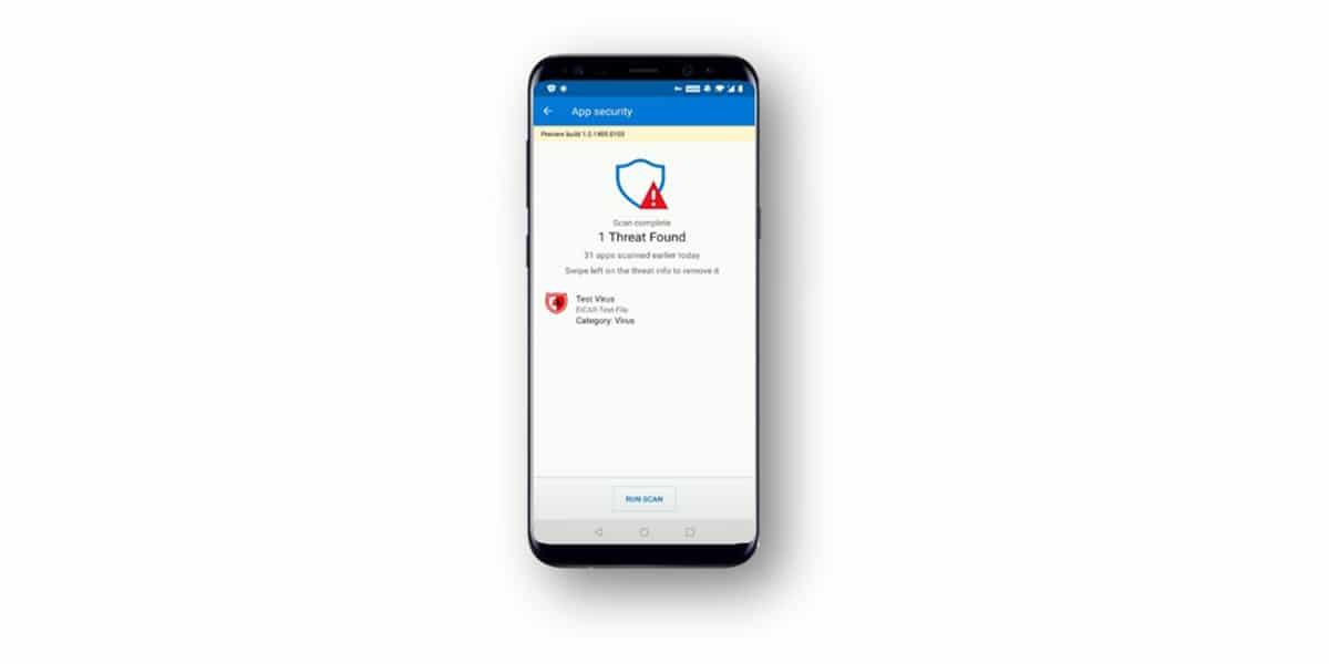 Seguridad app