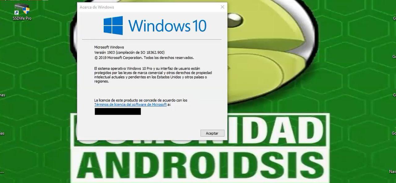 ¡¡Solución al error de Windows 2004 que se puede cargar tu disco duro!!