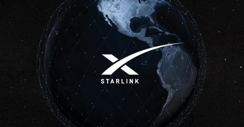 Starlink de SpaceX