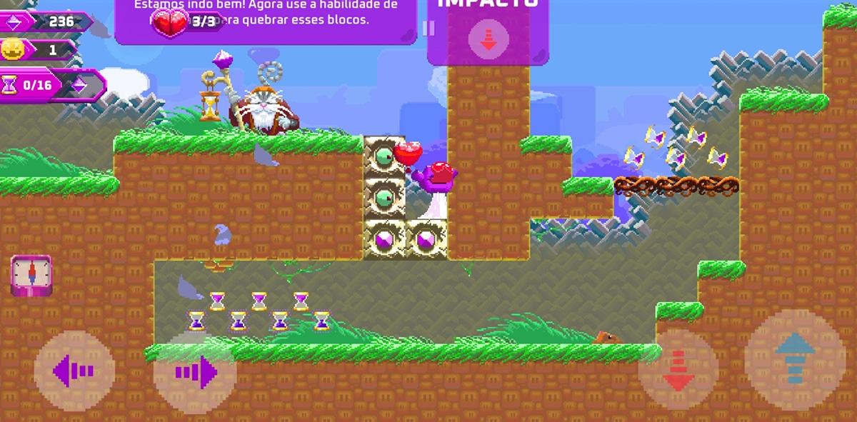 Super Mombo Quest Demo