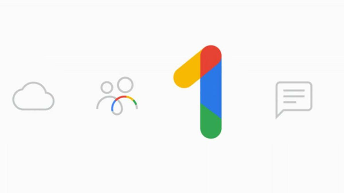Google One copia seguridad