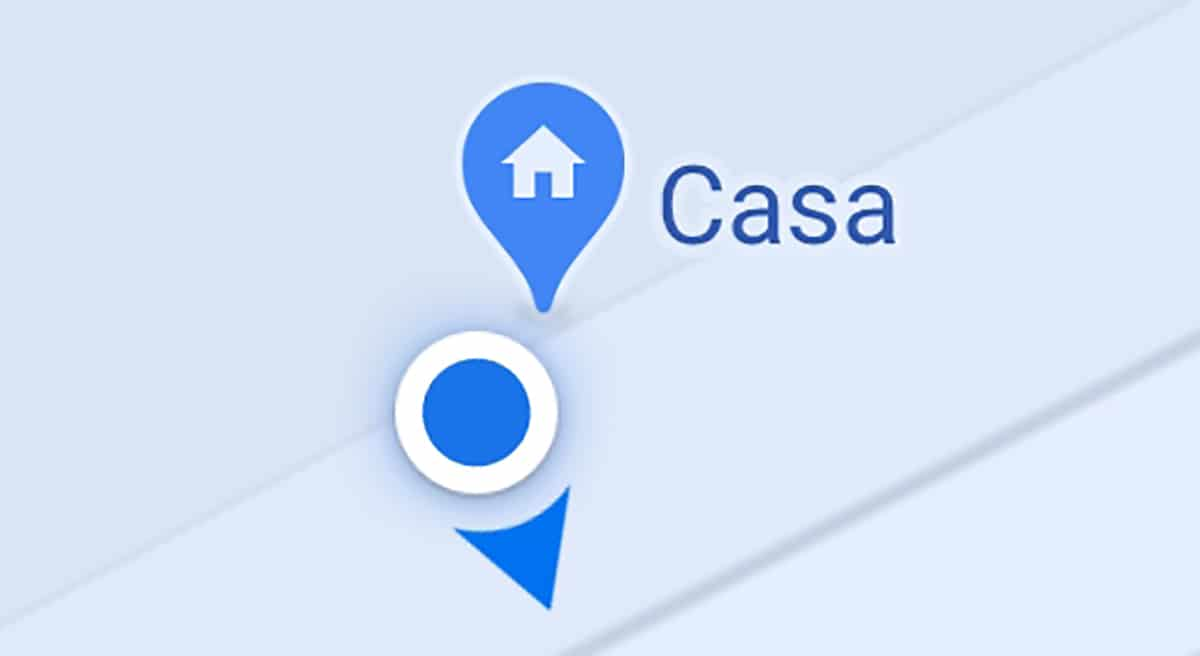 Casa ubicación
