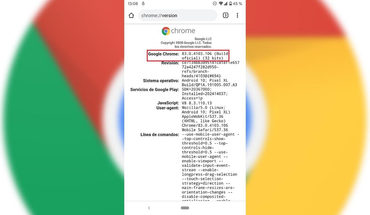 Chrome 32 bits