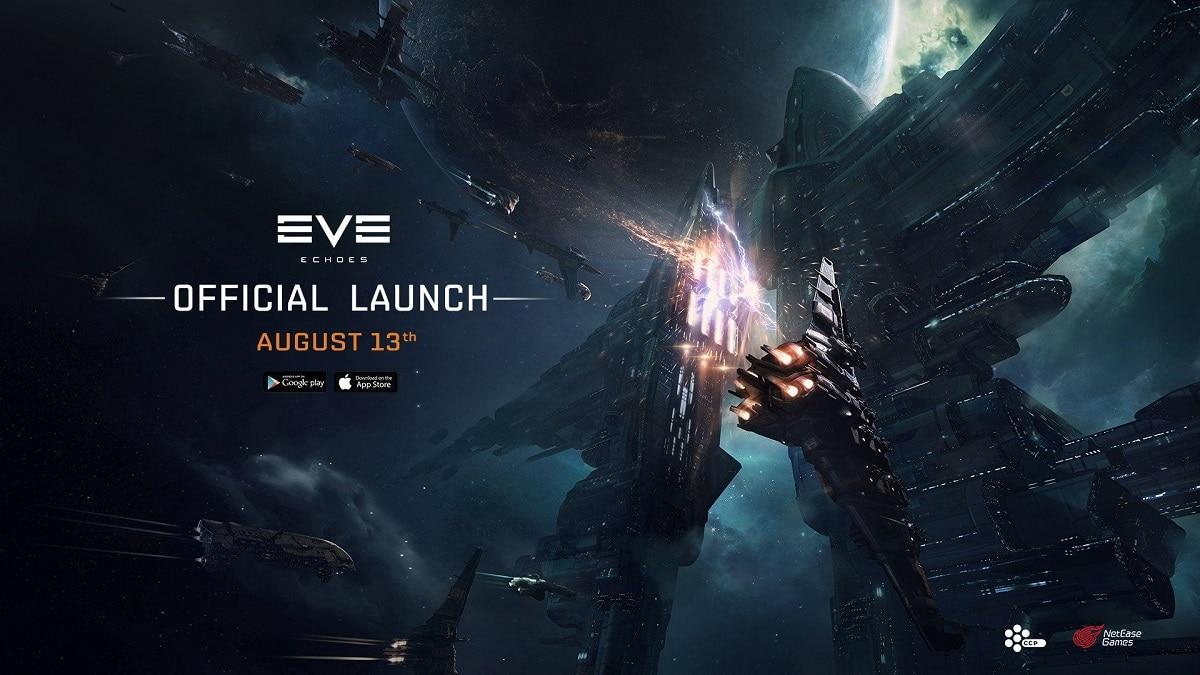 EVE Echoes fecha lanzamiento