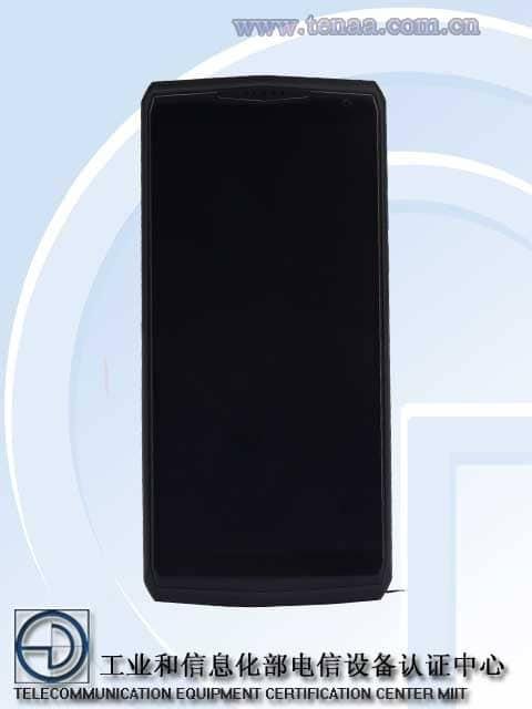 Gionee con batería de 10000 mAh certificado por TENAA