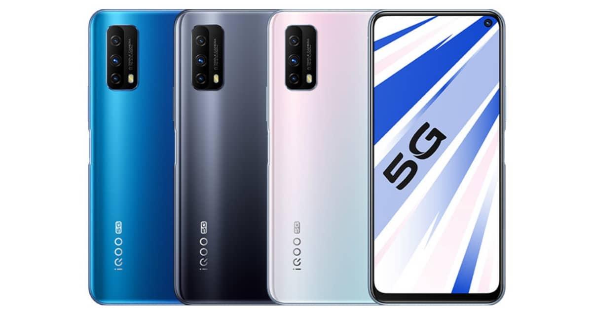 Características y especificaciones del iQOO Z1x