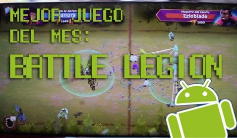 Mejor juego mes Androidsis