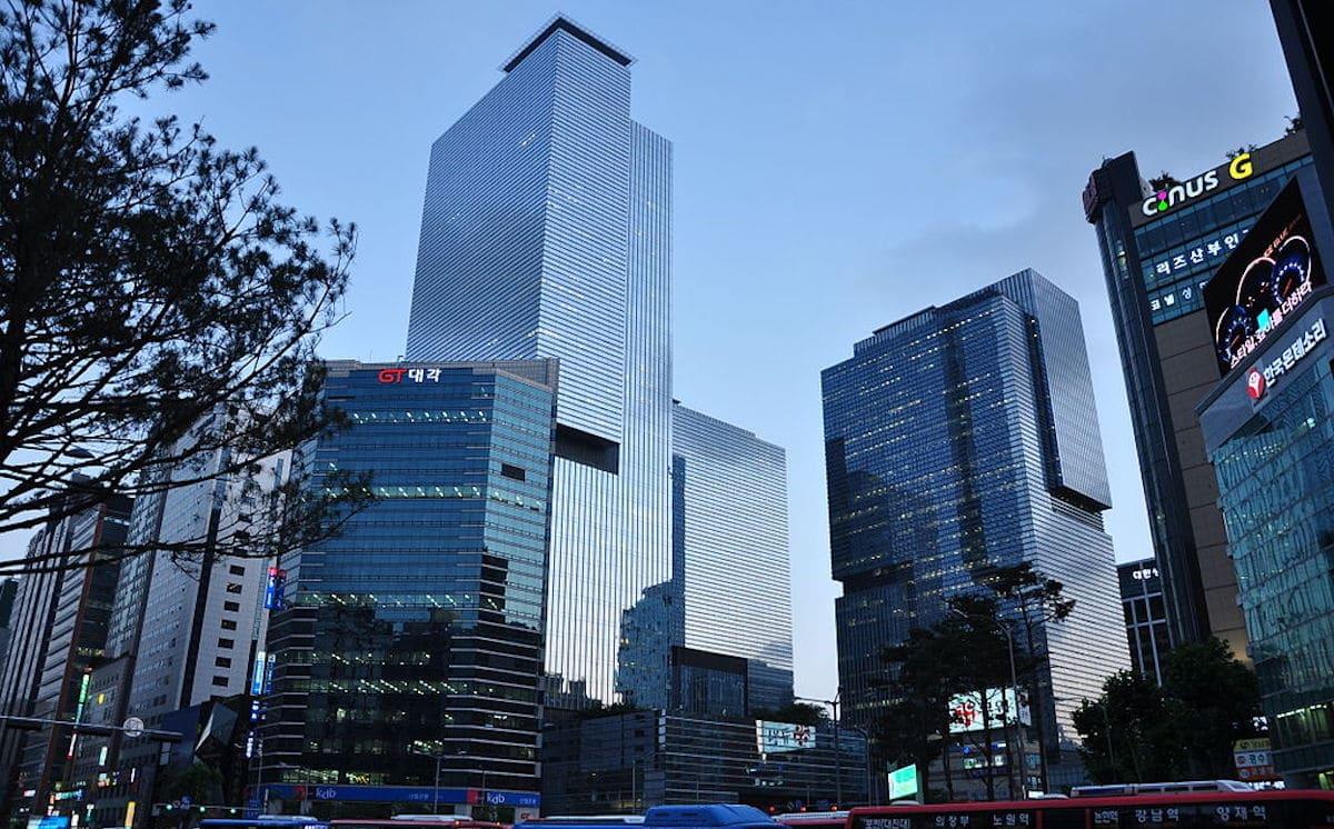 Samsung oficinas