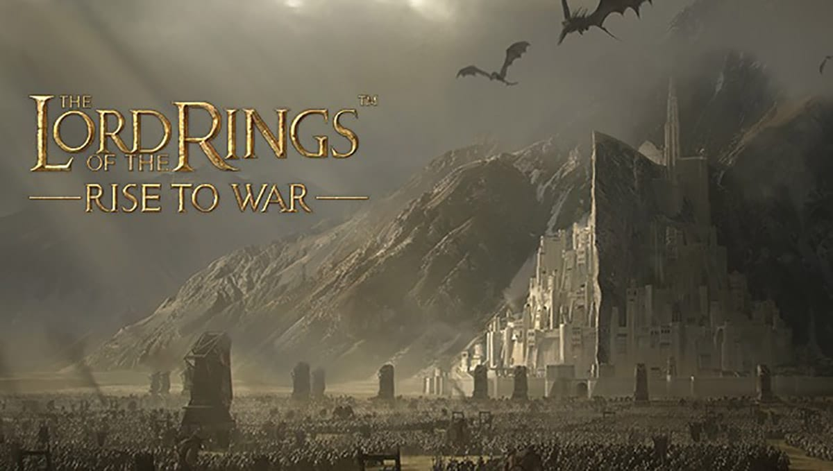 The Lord of the Rings Rise to War