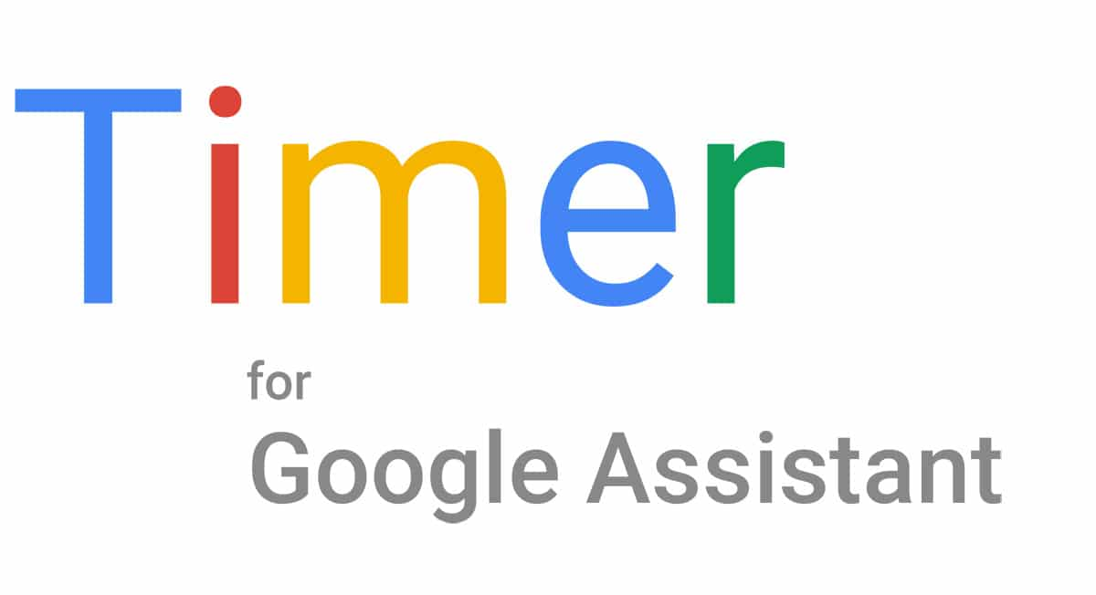 Timer for Google™ Assistant