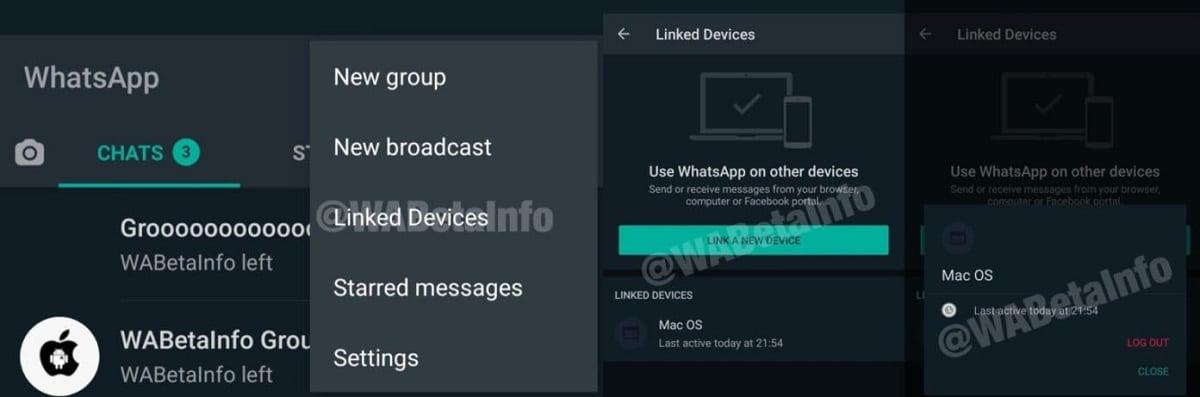 Funcionalidad nueva de whatsapp