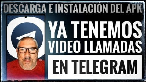 Videollamadas Telegram Android