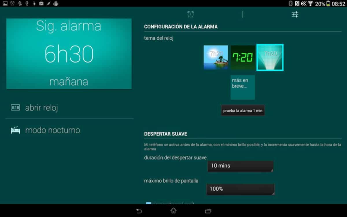 Alarma Android