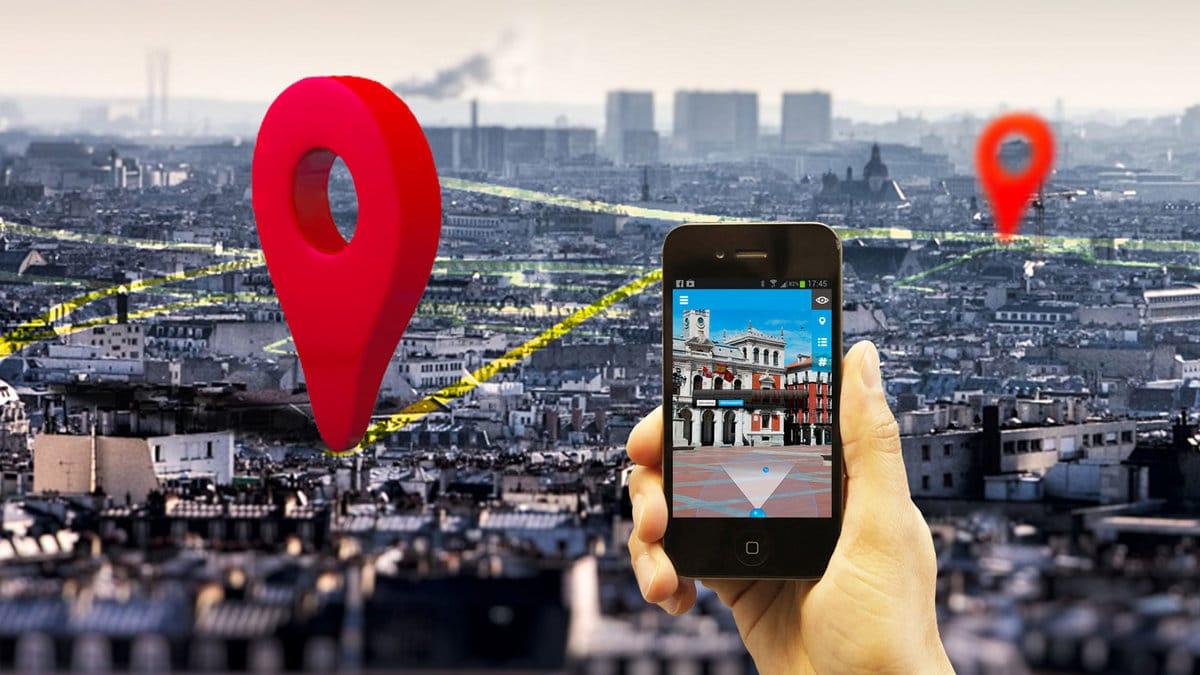 Apps localizar Personas Mayores