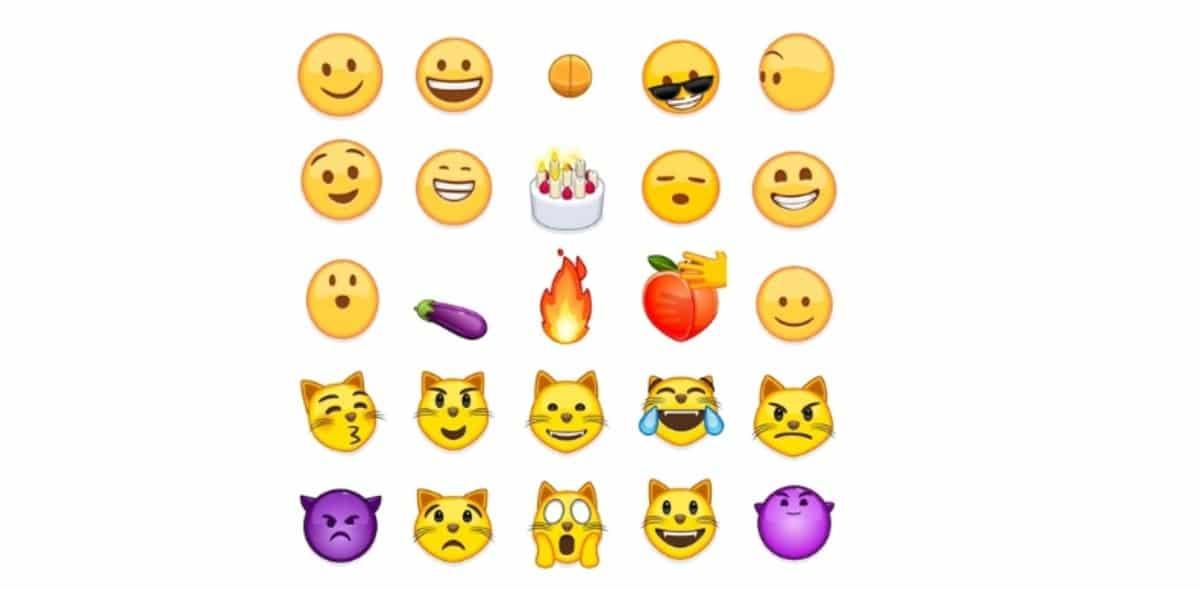 Emojis Telegram