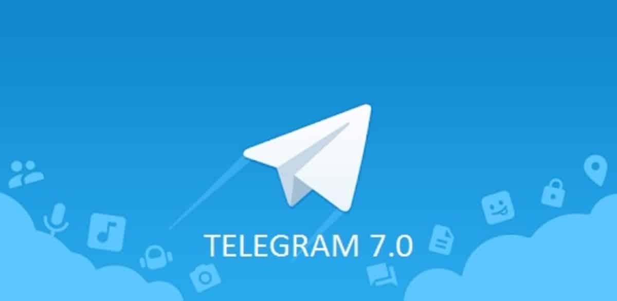 Telegram 7.0